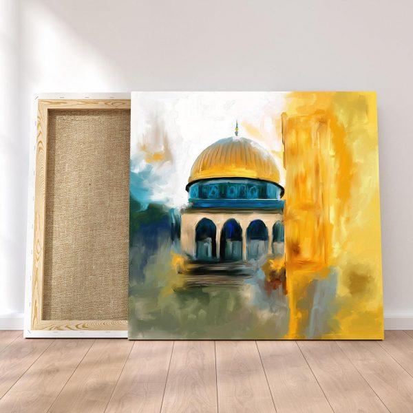 Kudüs Yağlı Boya Tablo