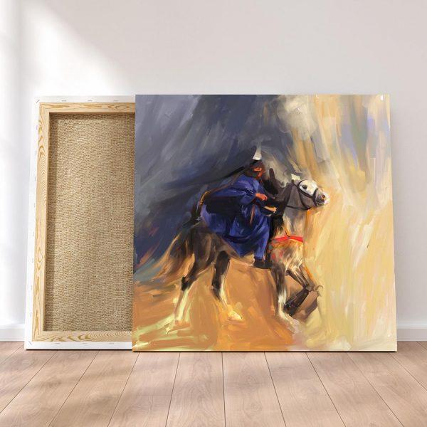 Atlı Adam Tablosu