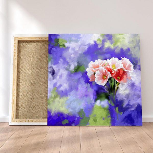 Yabani Kiraz Çiçeği Tablo