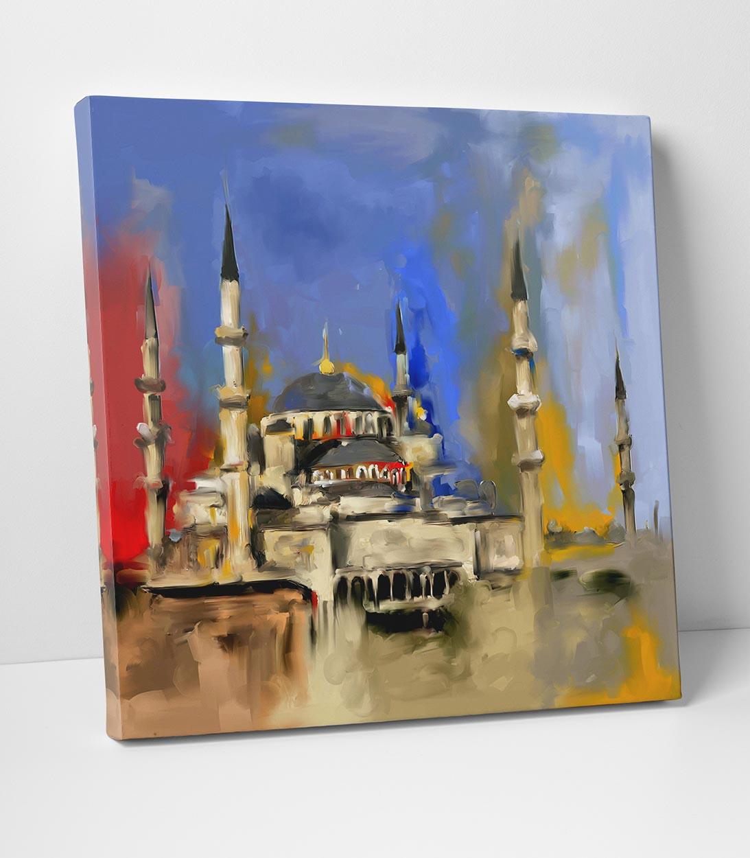Sultan Ahmet Camii Tablo