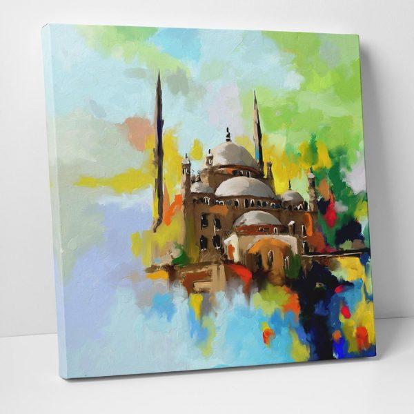 Muhammed Ali Paşa Camii Tablosu