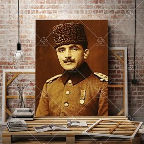 Enver Paşa Tablo