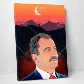 Muhsin Yazıcıoğlu Tablo