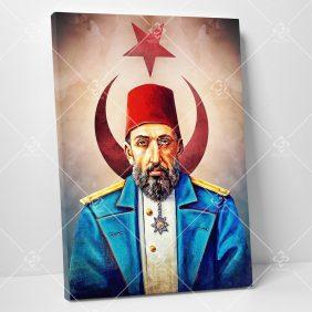 Sultan Abdülhamit Han Tablo